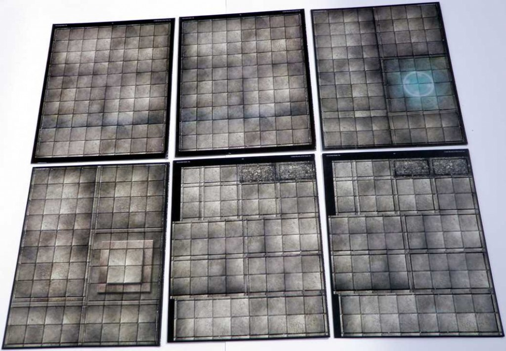 DT1 Dungeon Tiles A