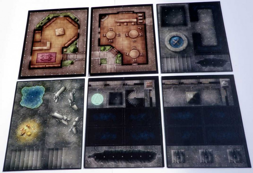 DT1 Dungeon Tiles B