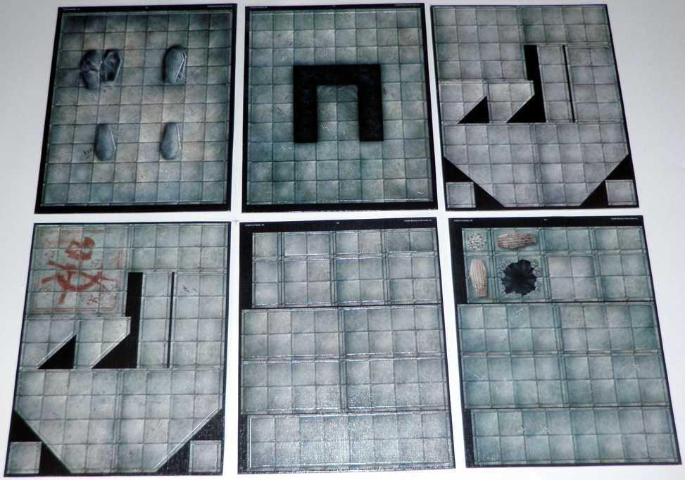 DT3 Hidden Crypts A