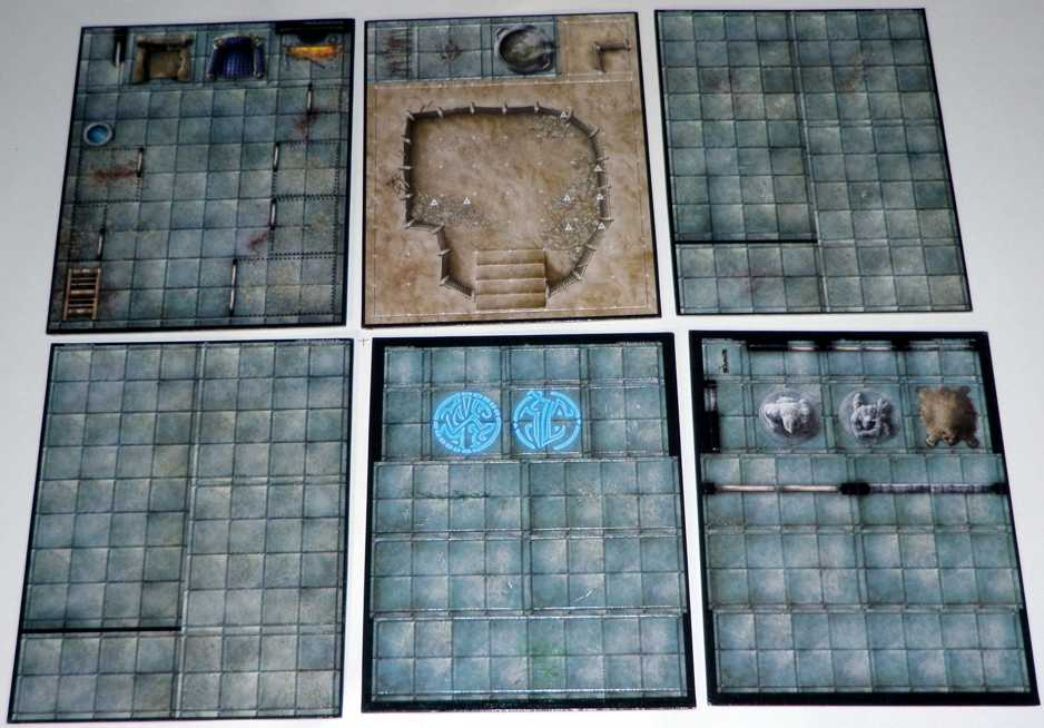 DU1 Halls of the Giant Kings A