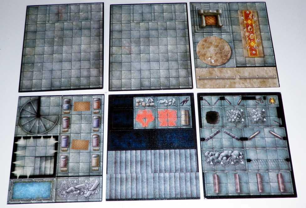 DU1 Halls of the Giant Kings B