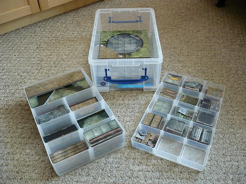 Really useful boxes and Dungeon Tiles