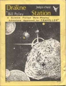 Dra'k'ne Station
