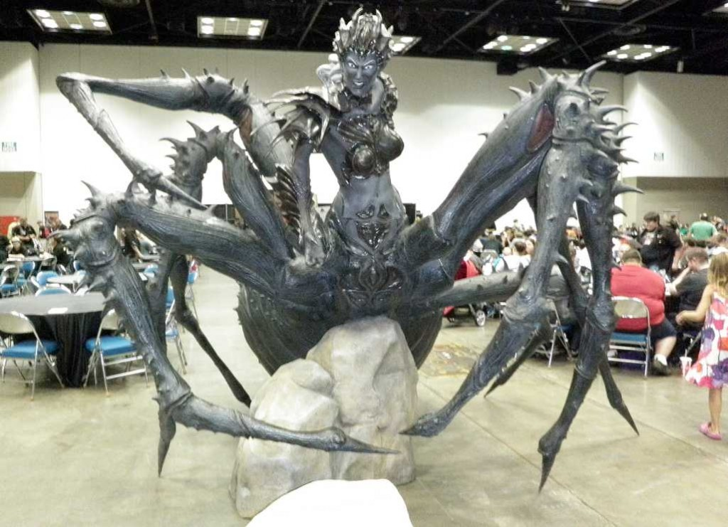Lloth, Demon Queen of Spiders