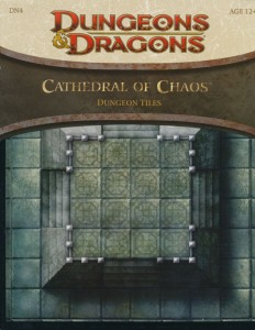 DN4 Cathedral of Chaos front cover