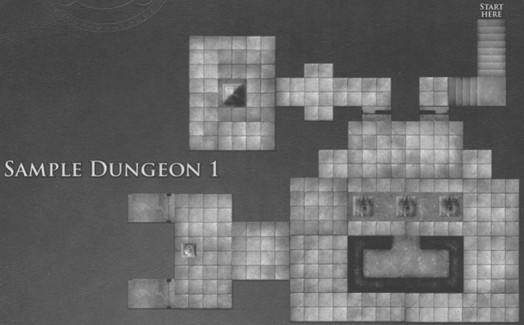 DT1 Dungeon Tiles Sample 1