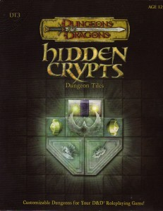 DT3 Hidden Crypts front cover
