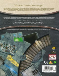 DU4 Arcane Towers back cover