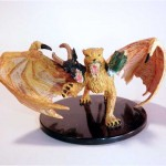 Chimera Pathfinder Battles miniature