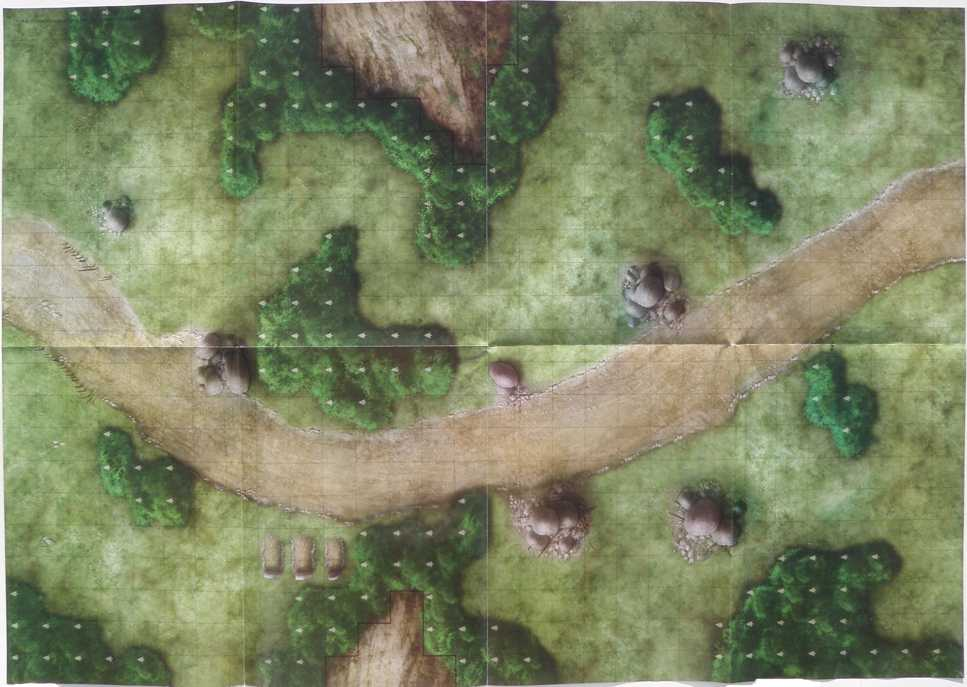 D And D Battle Mat Battle Maps In Fourth Edition D D