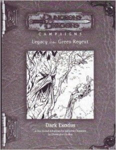 Legacy of the Green Regent