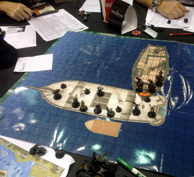 Shadows Over the Moonsea at Gen Con 2014