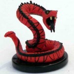 Venomous Snake - Heroes & Monsters 14