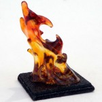 Fire Elemental - Heroscape