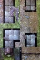 Dungeon Tiles Master Set - Dungeon 8B