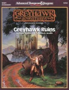 Greyhawk Ruins