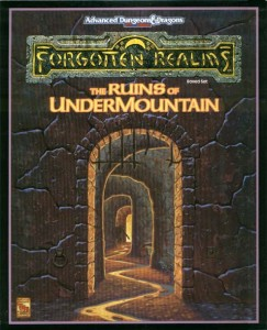 The Ruins of Undermountain