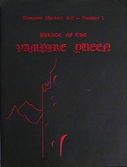 Cover of Palace of the Vampire Queen
